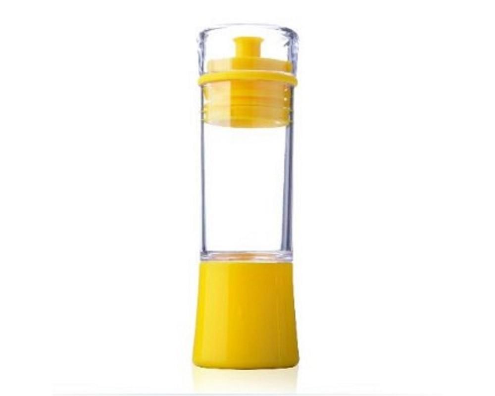 Silicone Oil / Dressing Dispenser Bottle w/ Baster Brush Set