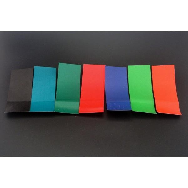 Assorted color paper napkin band 1 (enhanced)