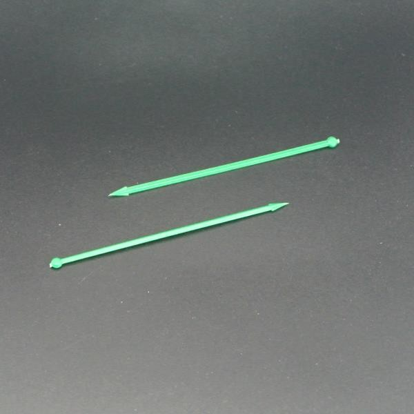 Green 3_5 inch arrow picks (enhanced)