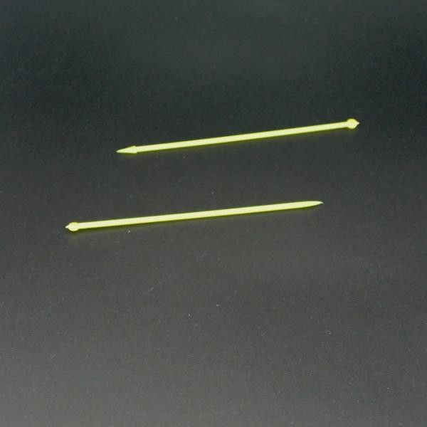 Yellow 3_5 inch arrow picks (enhanced)