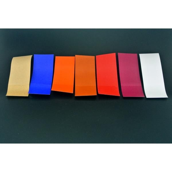 Assorted color paper napkin band 2 (enhanced)